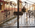 Wrought gate Janka