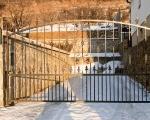 Kovaná brána Prémium